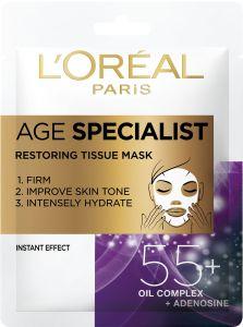 L'Oreal Paris Age Specialist RestoringTissue Mask 55+ (30g)