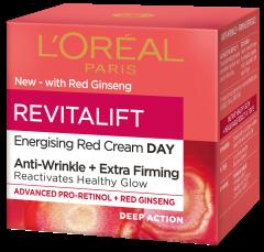 L'Oreal Paris Revitalift Energising Red Cream Day (50mL)