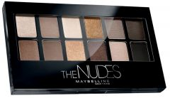 Maybelline Nudes Palette Eye Shadow Nudes (9,6g)