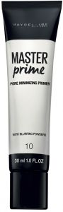 Maybelline New York Master Prime Pore Minimizing Makeup Primer (30mL) 10 Pore Minimizing