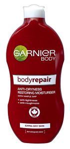 Garnier Body Repair Anti-Dryness Restoring Lotion (400mL) Extra Dry Skin