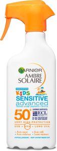Garnier Ambre Solaire KIDS Sensitive Advanced Trigger Spray SPF50 (200mL)