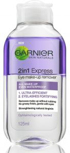 Garnier Eye Make-up Removal Express 2in1 (125mL)
