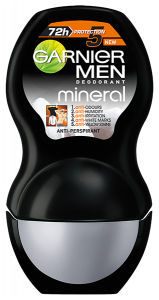 Garnier Men Mineral Protection 5 Roll-on Deodorant (50mL)