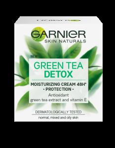 Garnier Botanical Green Tea Detox Cream (50mL)