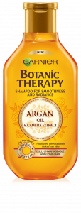 Garnier Botanic Therapy Argan Camelia Shampoo (250mL)