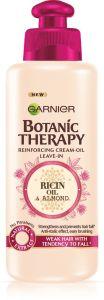 Garnier Botanic Therapy Ricin & Almond Leave-in Cream (200mL)