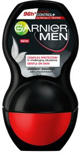 Garnier Men Mineral Action Control Clinically Tested Anti-Perspirant Roll-On (50mL)