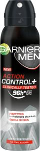 Garnier Men Mineral Action Control Clinically Tested Anti-Perspirant Spray (150mL)
