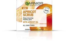 Garnier Skin Naturals Apricot Face Scrub (50mL)
