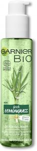 Garnier Bio Detoxifying Gel Wash with Organic Lemongrass Essential Oil (150mL)