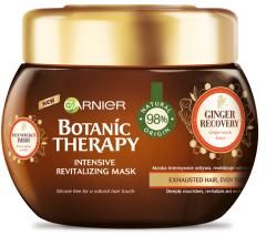 Garnier Botanic Therapy Revitalizing Ginger Revitalizing Mask for Fine Exausted Hair (300mL)