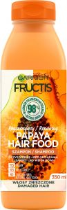 Garnier Fructis Papaya Hair Food Shampoo (350mL)
