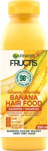 Garnier Fructis Banana Hair Food Shampoo (350mL)