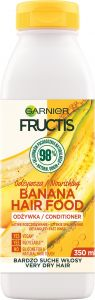 Garnier Fructis Banana Hair Food Balsam (350mL)