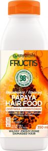 Garnier Fructis Papaya Hair Food Balsam (350mL)