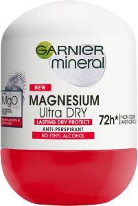 Garnier Mineral Magnesium Ultra-Dry Anti-Perspirant Roll-On (50mL)