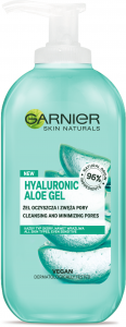 Garnier Skin Naturals Hyaluronic Aloe Gel Wash (200mL)