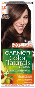 Garnier Color Naturals Creme Hair Color 5.12 Cold Brow