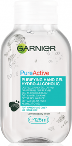 Garnier Pure Active Purifying Hand Gel (125mL)