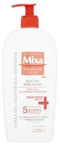 Mixa Multi Comforting Body Lotion With Cold Cream (400mL)