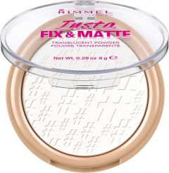 Rimmel London Insta Fix & Matte Powder (8g)