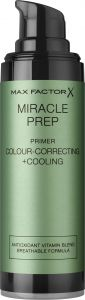 Max Factor Miracle Prep Colour-correcting+ Cooling Primer (30mL)