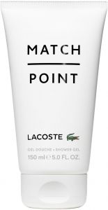 Lacoste Match Point Shower Gel (150mL)