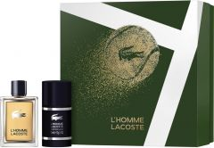 Lacoste L'Homme EDT (50mL) + Deostick (75mL)