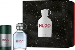 Hugo Man EDT (75mL) + Deostick (75mL)