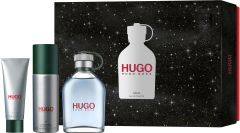 Hugo Man EDT (125mL) + Deospray (150mL) + SG (50mL)