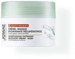 Jowaé Moisturizing Overnight Recovery Cream-Mask (40mL)