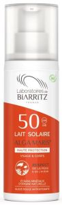 Laboratoires de Biarritz  Certified Organic Sunscreen Lotion SPF50 (100mL)
