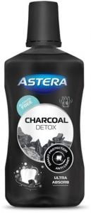 Astera Charcoal Ultra Detox Mouthwash (300mL)