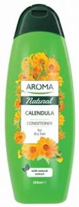 Aroma Natural Calendula Conditioner For Dry Hair (500mL)