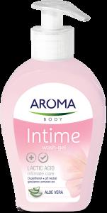 Aroma Intime Wash Gel - Aloe Vera (250mL)