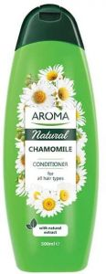 Aroma Natural Conditioner Camomile For All Hair Types (500mL)