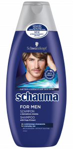 Schauma Shampoo Men (400mL)