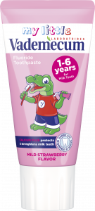Vademecum Kids Toothpaste Junior Strawberry (50mL)