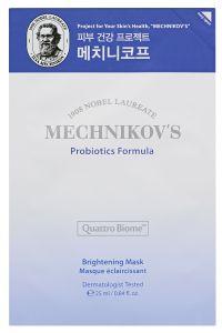 Holika Holika Mechnikov's Probiotics Formula Brightening Mask Sheet (25mL)