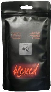 Coff Coffee Scrub with Gold Shimmer (250g) Mint Chocolate