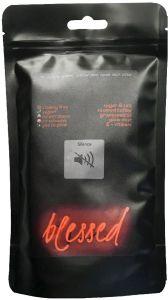 Coff Coffee Scrub with Gold Shimmer (250g) Grape