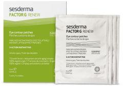 Sesderma Factor G Eye Contour Patches (4X2pcs)