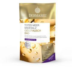 Dermasel Dead Sea Salt Firming Gold (400g+20mL)