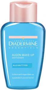 Diadermine Essentials Augen Make-Up Entferner (125mL)