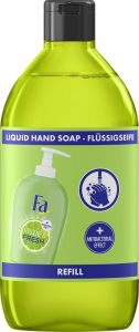 Fa Liquid Soap Hygiene&Fresh Lime (385mL)