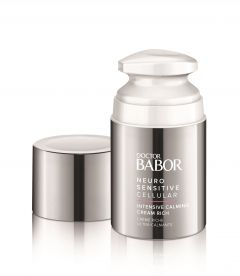 Babor Neuro Sensitive Intensive Calming Cream Rich (50mL)