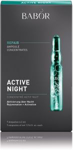 Babor Active Night Ampoules (7x2mL)