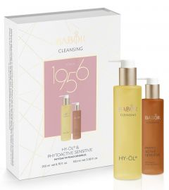 Babor Cleansing Set Hy-Öl + Phytoactive Sensitive (200mL+100mL)