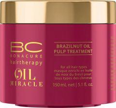 Schwarzkopf Professional Bonacure Oil Miracle Brazilnut Treatment